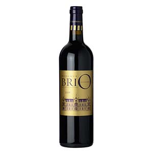 Rượu vang Chateau brio de cantenac brown