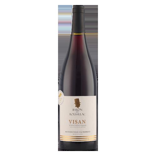 Rượu vang Baron de Roussillac Visan