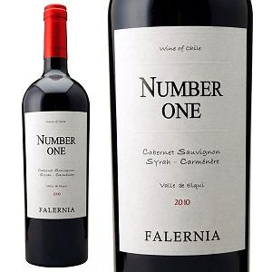 Rượu vang Chile Number One Falernia