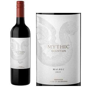 Rượu vang Mythic Mountain Malbec