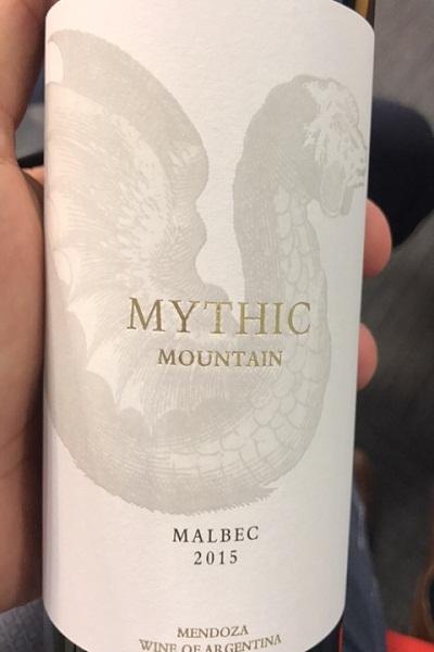 vang Mythic Mountain Malbec
