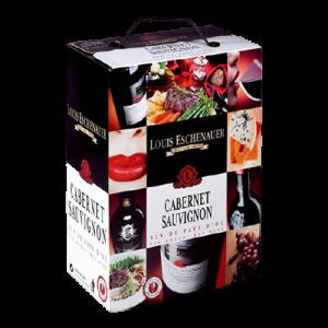 Rượu vang bịch Louis Eschenauer vang môi