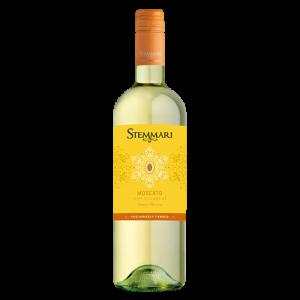 Rượu vang Ý ngọt Stemmari Moscato