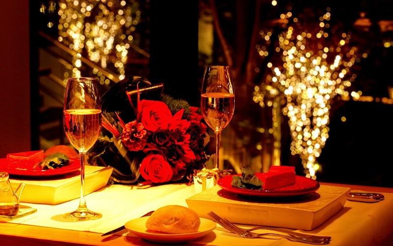 Rượu vang và hoa hồng