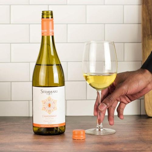 Rượu Ý Stemmari Chardonnay