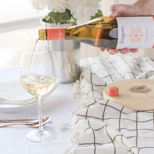 Vang Ý Stemmari Chardonnay