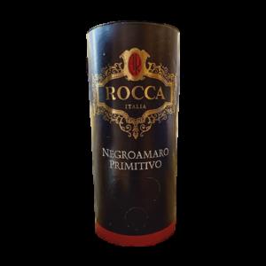 Rượu vang bịch Ý ống Rocca giá tốt