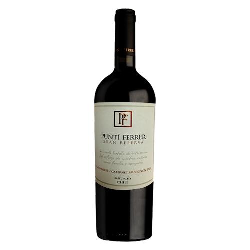 Rượu vang chile punti ferrer gran reserva giá tốt