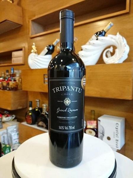 Rượu vang Tripantu Grand Reserva cao cấp
