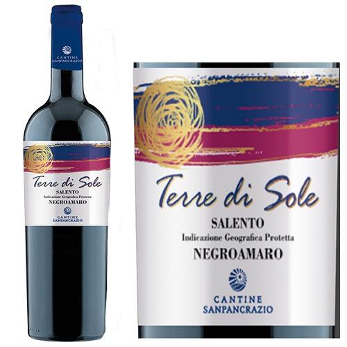 Rượu Ý Terre di Sole Rosso giá rẻ