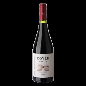 Rượu chile Koyle Royale Syrah nhập khẩu