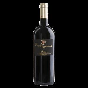 Rượu Duca Di Poggioreale 2005 nhập khẩu chính hãng