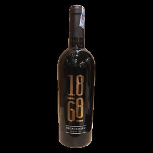 Rượu vang 1868 Negroamaro Puglia IGT