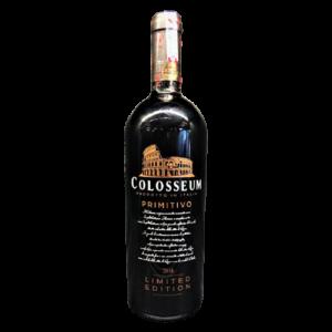 Rượu vang Ý Colosseum Primitivo Limited Edition 18 độ