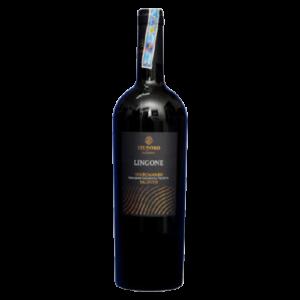 Rượu vang ý Lingone Negroamaro Salento