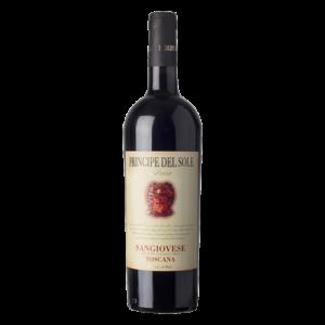Rượu vang Ý Principe del sole Sangiovese Toscana nhập khẩu