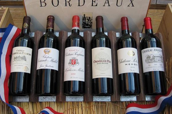 Tên rượu vang Pháp ngon nổi tiếng 1