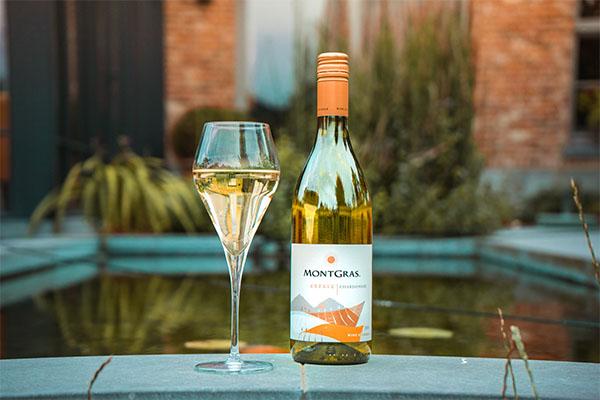 Rượu vang Montgras Estate Chardonnay