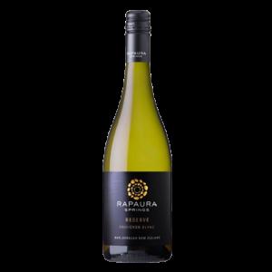 Rượu New Zealand Rapaura Springs Reserva Sauvignon Blanc chính hãng