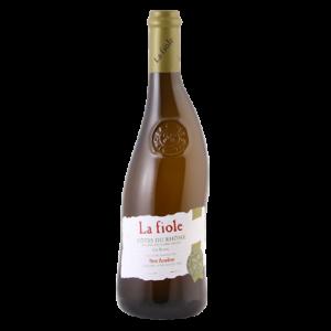 Rượu vang Vẹo La Fiole Cotes Du Rhone trắng