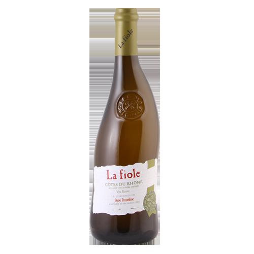 Rượu vang La Fiole Cotes Du Rhone Vin Blanc