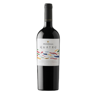 Rượu vang chile Montgras Quatro nhập khẩu