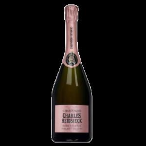 Rượu Champagne Charles Heidsieck Rose Reserve cao cấp