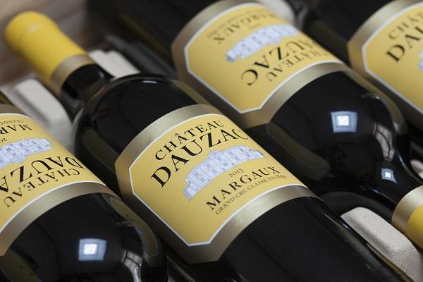 Rượu vang Pháp Dauzac Margaux 1855