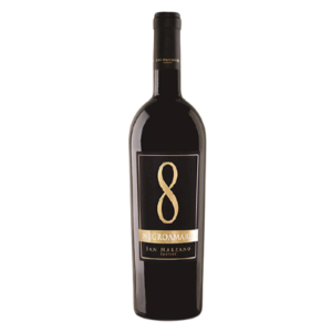 Rượu vang Ý 8 Negroamaro San Marzano cao cấp