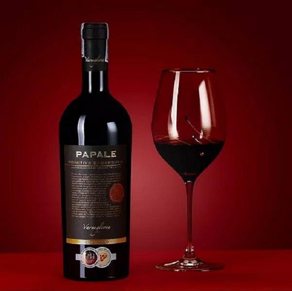 Rượu vang Ý Papale cao cấp giá tốt