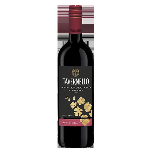 Rượu vang Tavernello Montepulciano D' Abruzzo