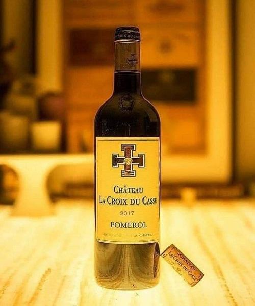 Vang Pháp Chateau La Coix du Casse giá tốt nhất