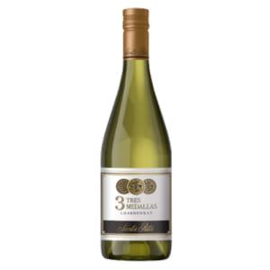 Rượu vang Santa Rita 3 Tres Medallas Chardonnay