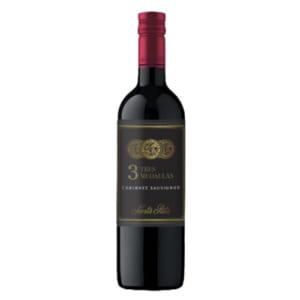 Rượu vang Santa Rita 3 Tres Medallas Cabernet sauvignon