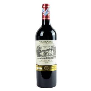 Rượu vang Pháp Talosanne Bordeaux