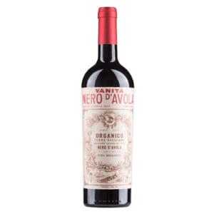 Rượu vang Vanitá Nero d'Avola
