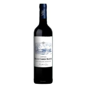 Rượu Vang Château Grand Corbin Manuel Saint-Émilion Grand Cru