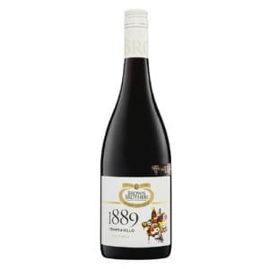 Rượu vang Brown Brothers Tempranillo 1889