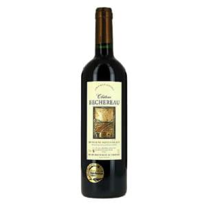 Rượu vang Chateau Bechereau 2014