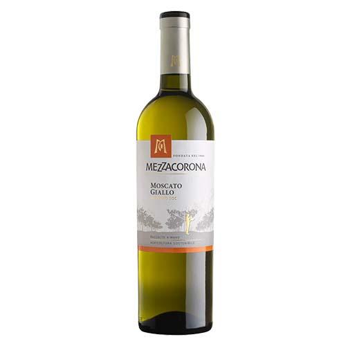 Rượu vang Mezzacorona Moscato Giallo