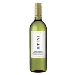 Rượu vang Tini Grecanico Terre Siciliane
