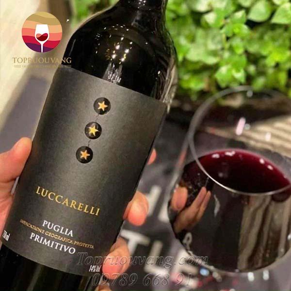 Luccarelli-Negroamaro