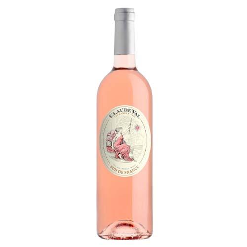 Rượu vang Pháp Claude Val Rose