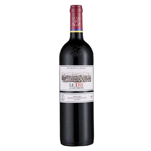 Rượu vang Chile Los Vascos Le Dix