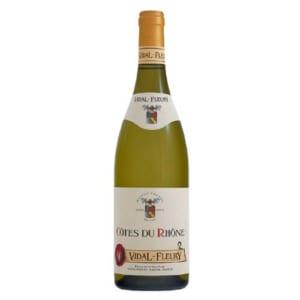 ruou-vang-Vidal-Fleury-Cotes-Du-Rhone-Blanc