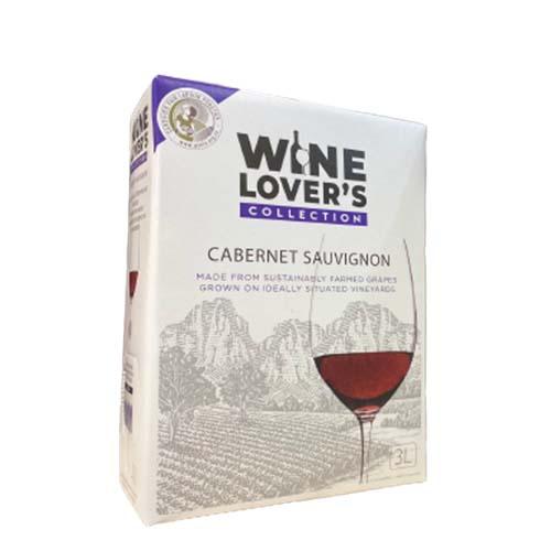 Rượu vang bịch Wine Lovers Cabernet Sauvignon