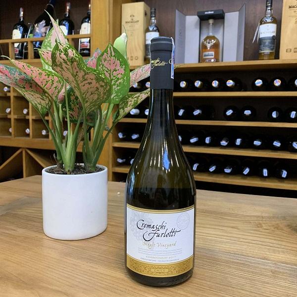 Cremaschi Furlotti Single Vineyard Chardonnay giá rẻ nhất 1