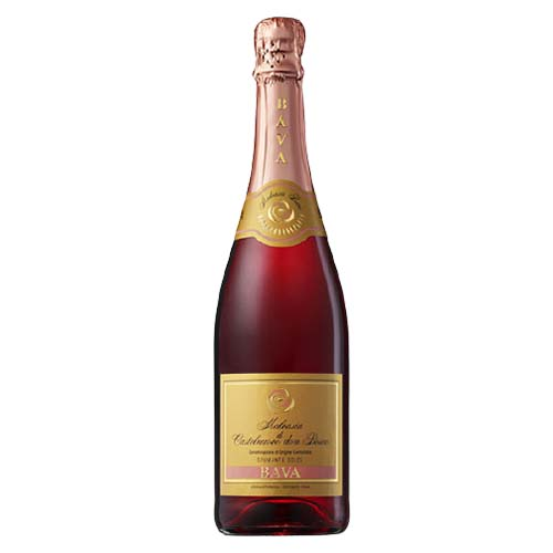 Rượu vang Bava Malvasia Rose Spumante DOC