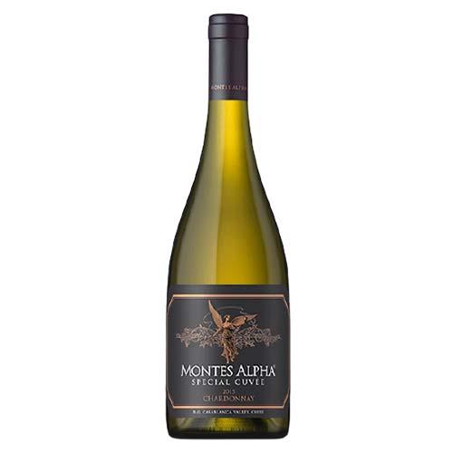 Rượu vang Montes Alpha Special Cuvee Chardonnay