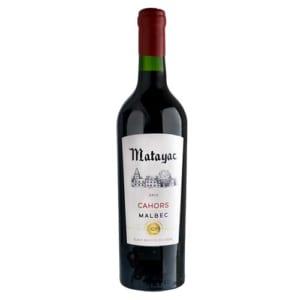 Rượu vang Pháp Matayac Malbec Cahors